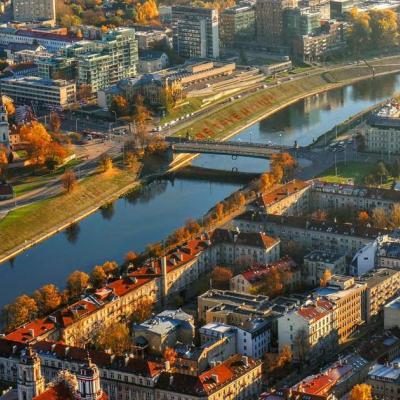 Εθελοντικό Πρόγραμμα Λιθουανία Μάιος 2019-Νοέμβρης 2019