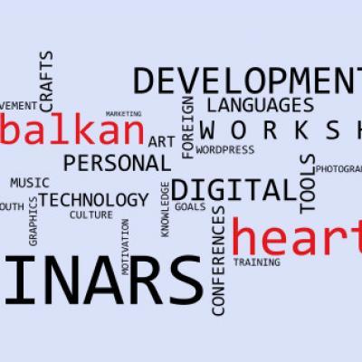 Ακόμα περισσότερα σεμινάρια στην Balkan Heart!