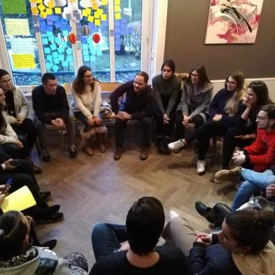 """""""It is worthwhile for everyone to experience a youth exchange program at least once! We are now all stronger, refreshed and ready for new Erasmus + journeys!"""""""