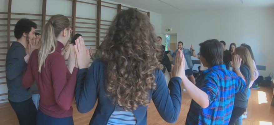 Μη τυπική μάθηση, ευκαιρίες για νέους και καλλιτεχνική έκφραση - αυτή είναι η εμπειρία μιας εθελόντριας στη Πορτογαλία