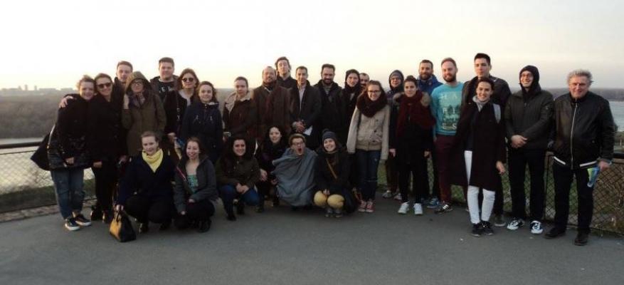 """Εμπειρίες από τη συμμετοχή στο σεμινάριο """"Youth Work and the Sustainable Development Goals"""", 14 - 21 Φεβρουαρίου 2016 Βελιγράδι"""