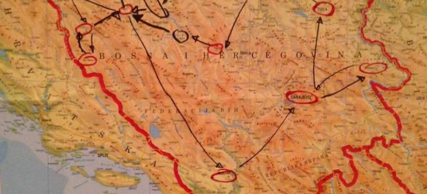 17 ημέρες στην Βοσνία και Ερζεγοβίνη, μια πραγματική εμπειρία ζωής.