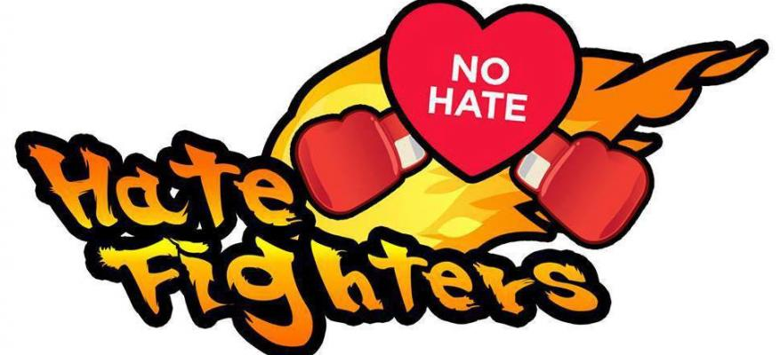Hate Fighters (February 2016-December 2016)