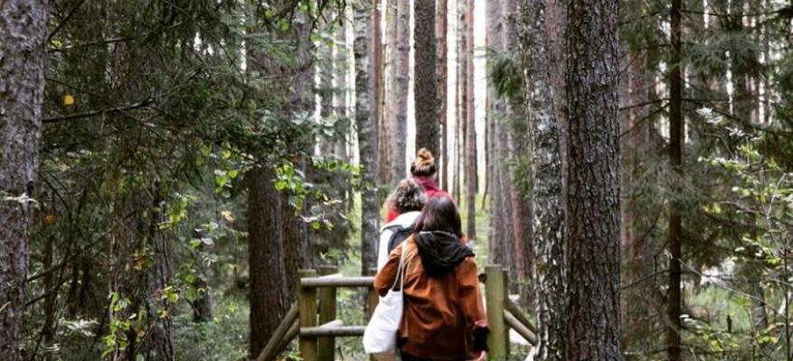 Η εμπειρία μιας εθελόντριας EVS - Ένας βαρύς χειμώνας στη Λετονία,παιδικά χαμόγελα και πολύ αισιοδοξία