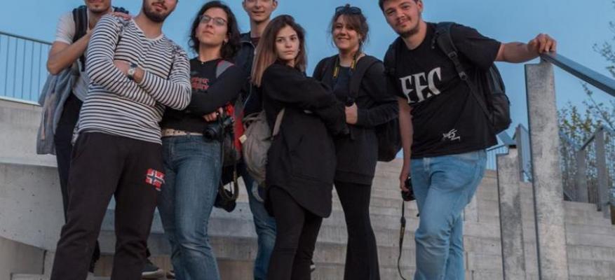 ''Το φινάλε του προγράμματος ήταν η έκθεση φωτογραφιών μας!''μας λέει η ομάδα που ταξίδεψε στη Πολωνία για μια ανταλλαγή νέων