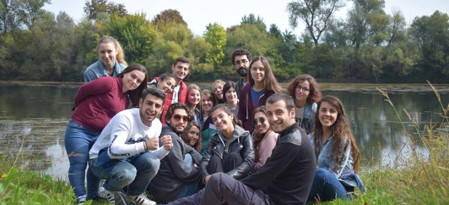 """After our own experience with Erasmus+ projects, we now believe that youth exchanges can be helpful in changing the assumptions and beliefs in each society and that is because changes come from within our own society. """