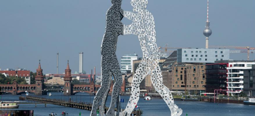 """Σχέδιο Κατάρτισης """"Building Europe Together – BE YOUTH"""" 19-25/11, Βερολίνο"""