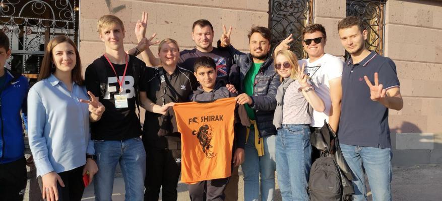 """""""Αρμενία, Βack to the future """""""