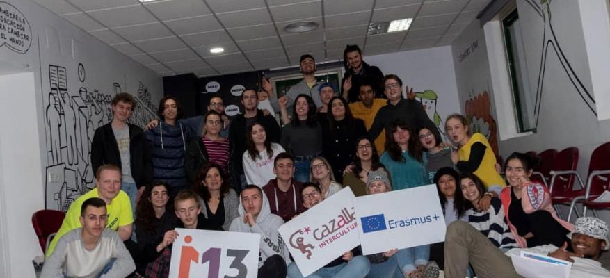 """""""O κόσμος του Erasmus είναι ενθουσιώδης, απρόσμενος, συναρπαστικός, φιλομαθής  και θα πρότεινα στον καθένα να αδράξει την ευκαιρία μέσα από τα προγράμματα κινητικότητας νέων να τον γνωρίσει!"""""""