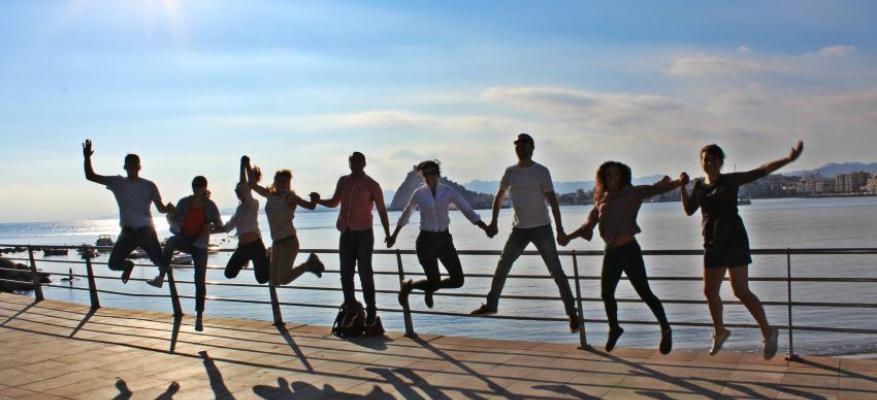 """""""Μή μετράς τις μέρες, κάνε τις μέρες να μετρούν!"""" Αναμνήσεις από το πρόγραμμα """"Youth Actually"""" στην μαγευτική Λόρκα της Ισπανίας"""