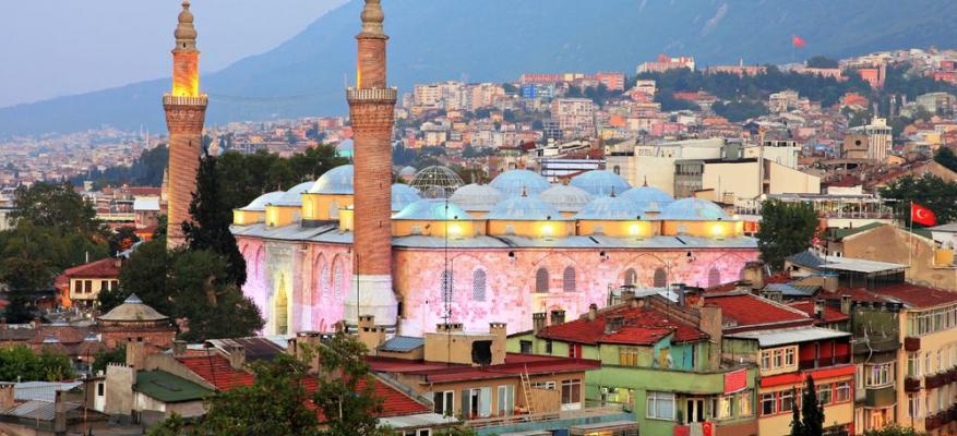 """Ανταλλαγή Νέων """"SUSTAINABLE FUTURE WITH ERASMUS+"""" 28/10-03/11 Τουρκία"""