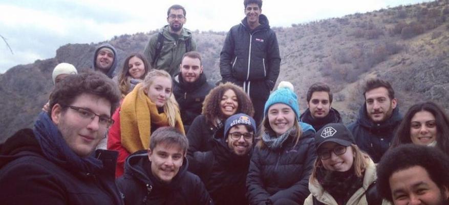Ένα ηλεκτρονικό περιοδικό γεννήθηκε από τους συμμετέχοντες Ανταλλαγής Νέων στο γειτονικό Κουμάνοβο