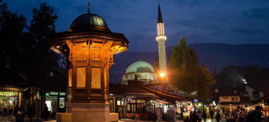 A wide Green Geography: Sarajevo!