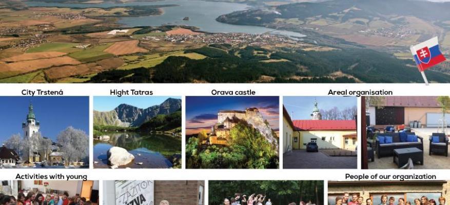 Εθελοντικό Πρόγραμμα Σλοβακία 01/12/2018 – 01/12/2019