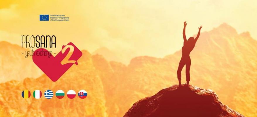 Ανταλλαγή νέων ProSana II 17-28 Φεβρουαρίου 2019 Ρουμανία