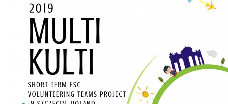 Εθελοντικό Camp MULTI KULTI 6/7-1/9 Πολωνία