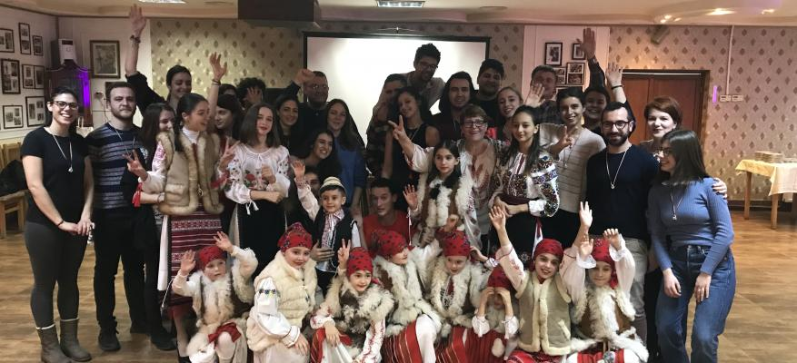Youth Work Art of Inclusion Project Outcomes Horezu, Romania,05.02.2019 - 12.02.2019