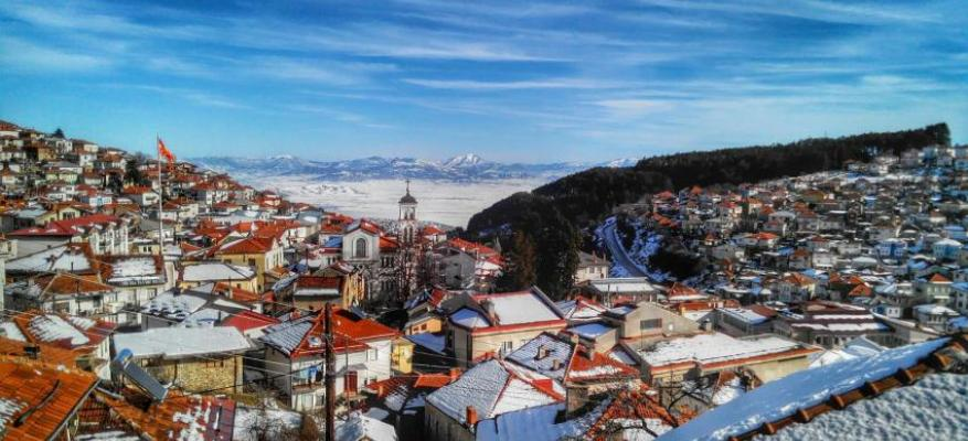 1 θέση για EVS στο Kruševo για 12 μήνες (Μάρτιος 2018- Μάρτιος 2019)