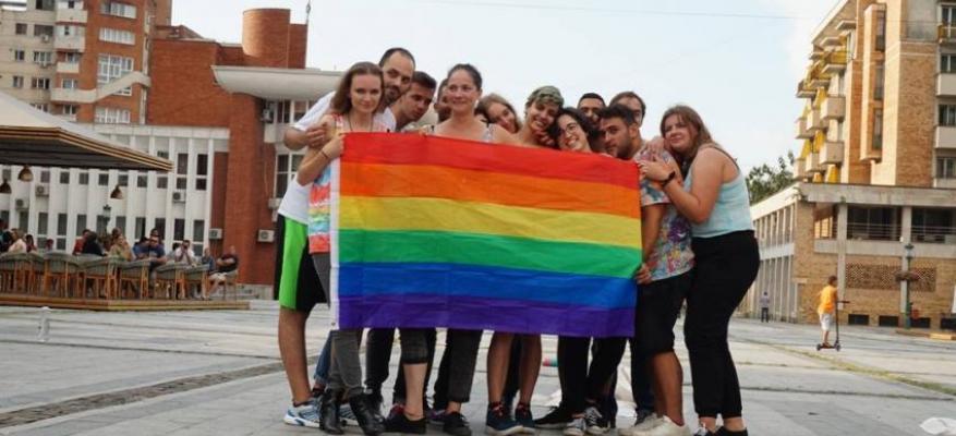 Μια Ανταλλαγή Νέων στη Ρουμανία με στόχο ''την καλύτερη γνωριμία με την LGBTI+ κοινότητα, την ανταλλαγή εμπειριών και βιωμάτων''