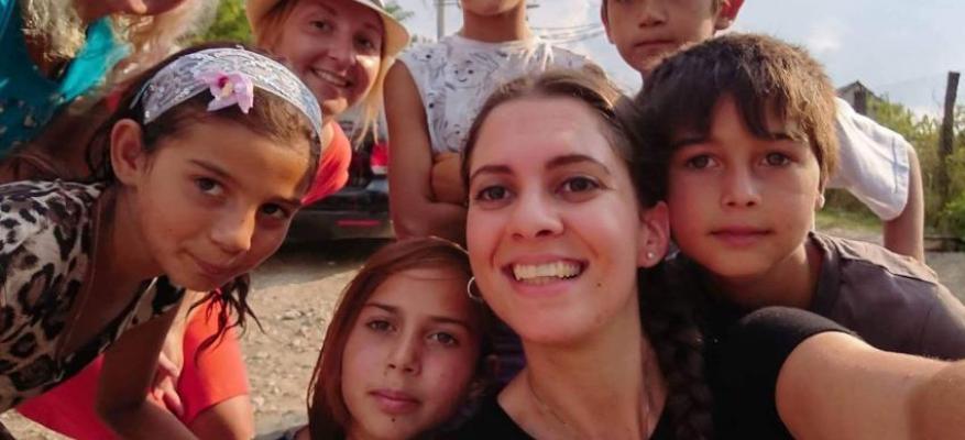 ''Όταν ταξιδεύεις στο εξωτερικό είσαι ένας καμβάς για τους άλλους'' Αυτά μας λέει η ομάδα που ταξίδεψε στην Ρουμανία