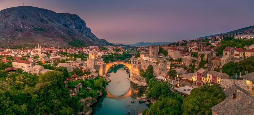 Σχέδιο κατάρτισης Vols Europe 27 Μαρτίου - 3 Απριλίου Bosnia & Herzegovina