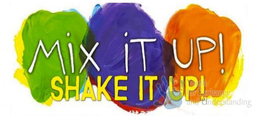 Mix it up, shake it up