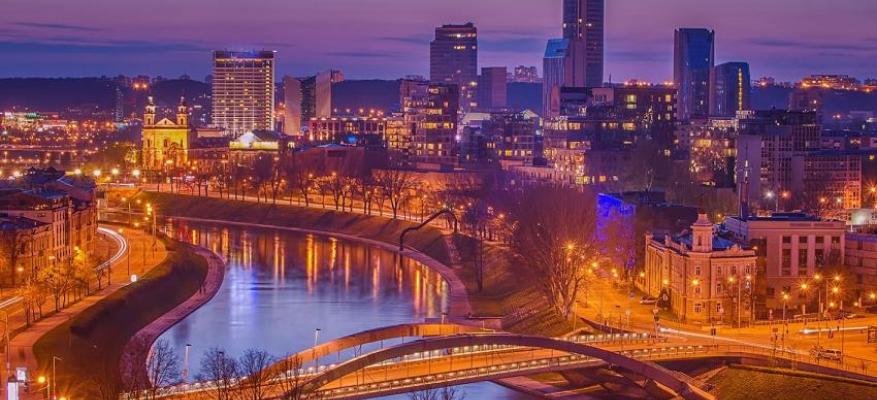 Εθελοντικό Πρόγραμμα Λιθουανία 1 Νοεμβρίου 2018-2 Αυγούστου 2019