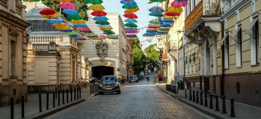 Ανταλλαγή νέων More Mosaic for All 12-23 Οκτωβρίου, Ουκρανία