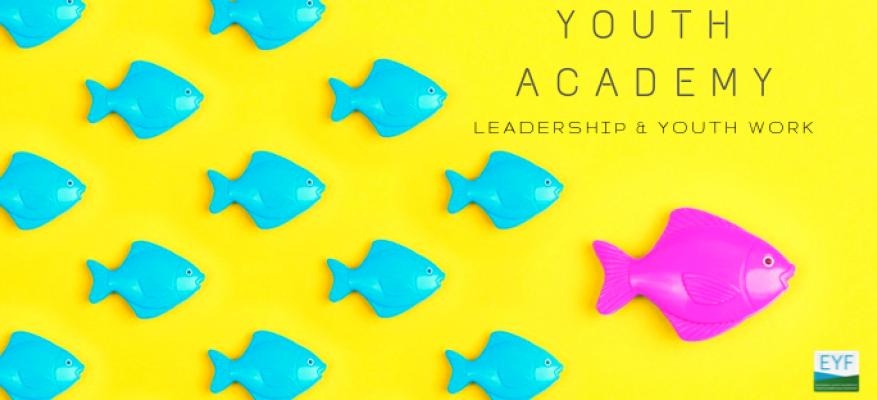 """Σχέδιο Κατάρτισης """"Youth Academy"""" Θεσσαλονίκη, Νοέμβρης 2019"""